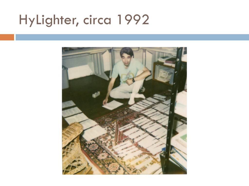 HyLighter Origin